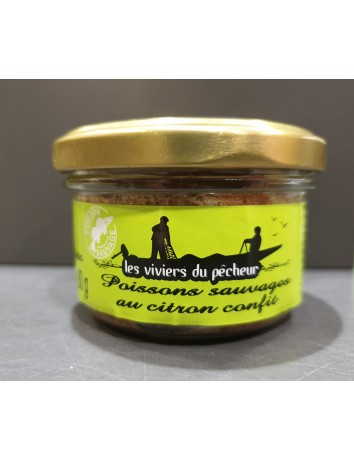 RILLETTES POISSONS SAUVAGES...