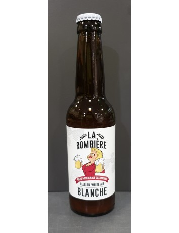 ROMBIERE BLANCHE 5.82° - 33CL