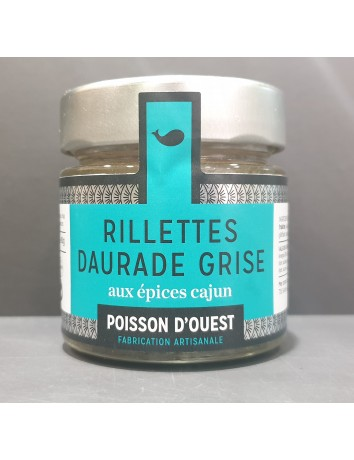 RILLETTES DAURADE EPICES...